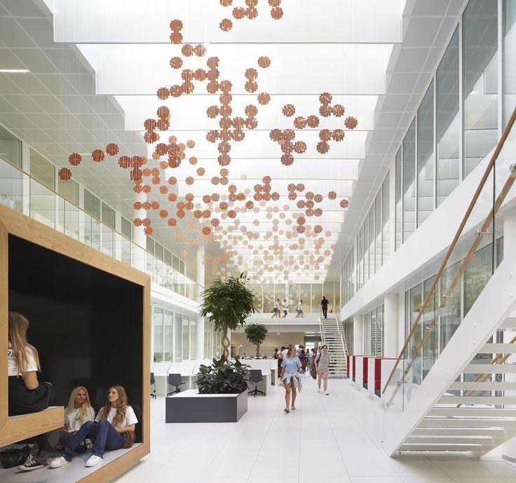 Galeria de Complexo de Inovação de Oncologia em Oslo / Dark Arkitekter + Arkitektpartner - 1