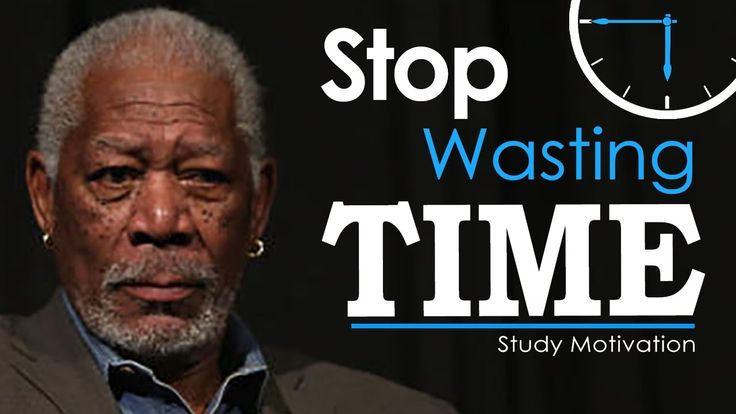STOP WASTING TIME - Part 1 | Motivational Video for Success & Studying (Ft. Coach Hite) - YouTube