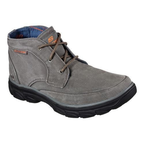 Men's Skechers Relaxed Fit Resment Tavos Ankle Boot