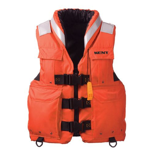 "Search and Rescue """"SAR"""" VestChest Size: 36"""" - 40""""Weight: 90 lbs and overFeatures: Strength tested at 100 MPH; not tested for personal protection from impact Soft and comfortable floatation form Du"