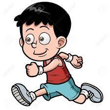 Resultado de imagen para niños corriendo dibujo animado ...
