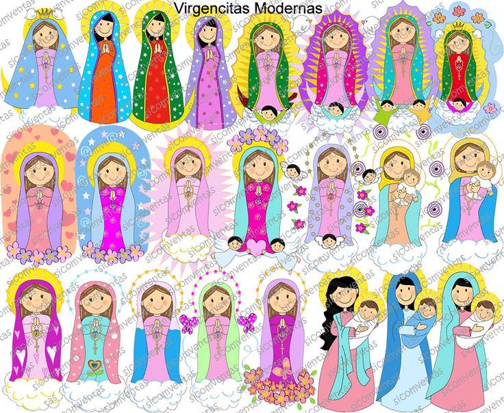 Virgencitas .-