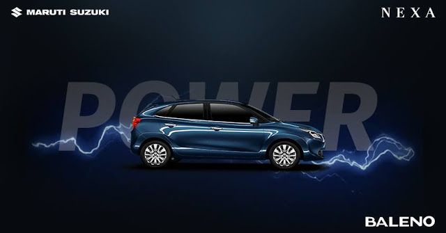 The engine in #Baleno is built to deliver a powerful performance.