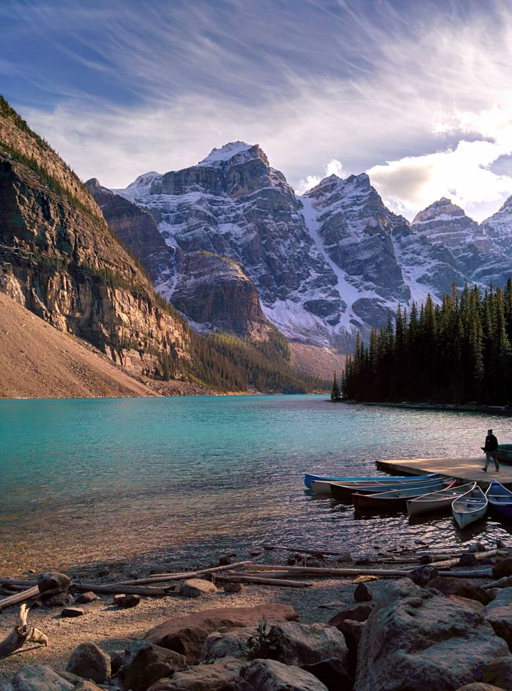 10 Kitchen And Home Decor Items Every 20 Something Needs: Best 25+ Moraine Lake Ideas On Pinterest
