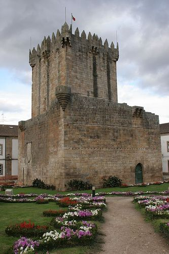 Chaves - Donjon, Portugal