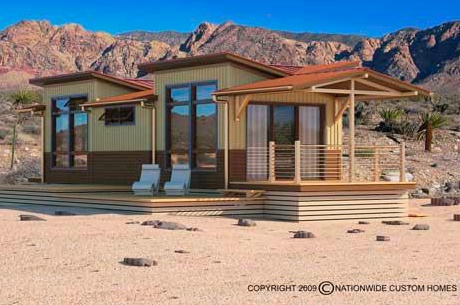 Nationwide homes eco cottages osprey park models for Piani eco cottage