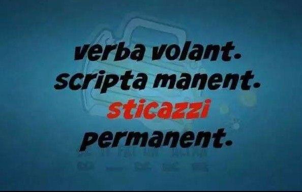 motto latino