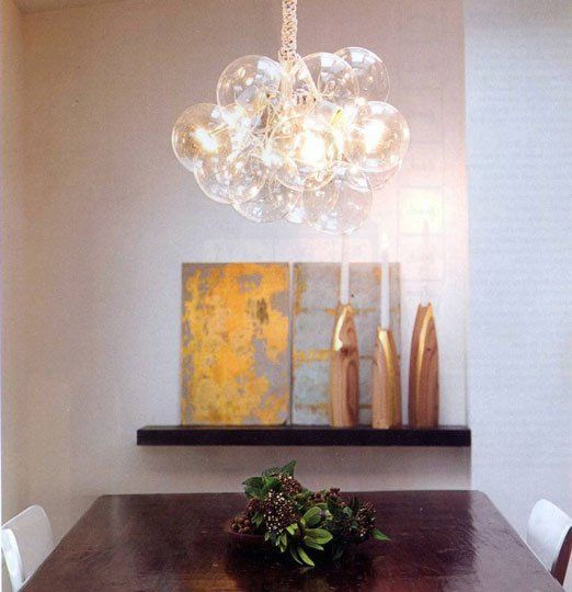 How To: Make A Bubble Chandelier