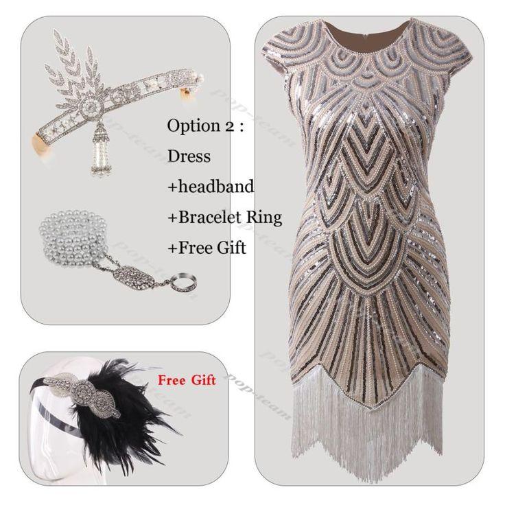 Ebay plus size dresses gatsby