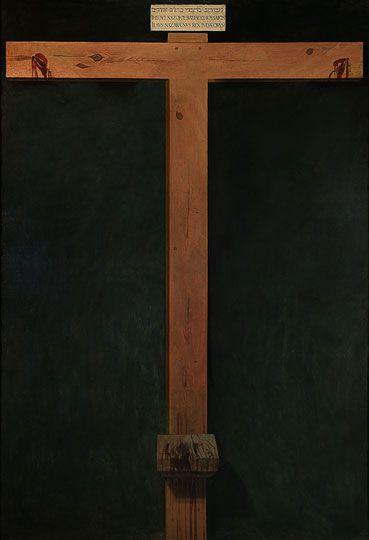 JM Ballester Cristo Crucificado de Velázquez