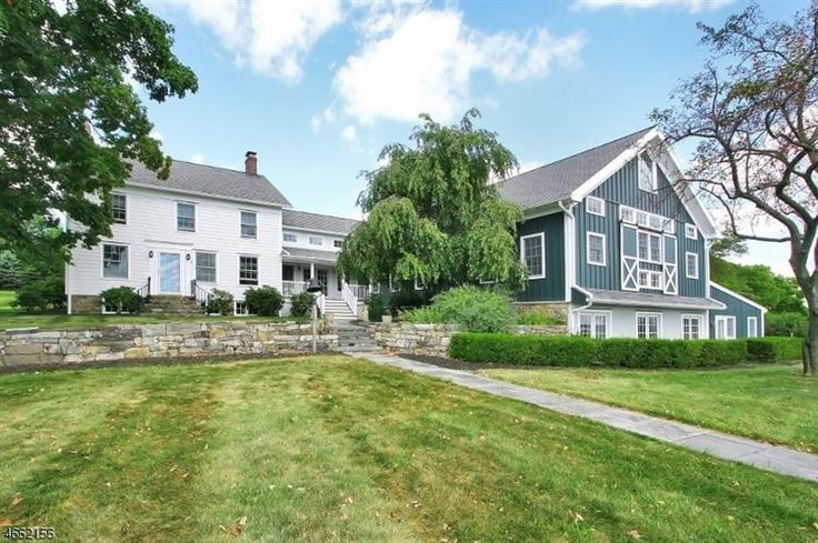 wonderful home filled with charm and character. 4-5 bdm, 4.5 baths. Farm house with post and beam barn addition. Lovely location.