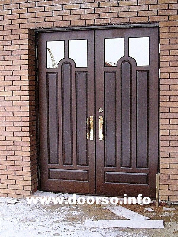 металлические двери на заказ.