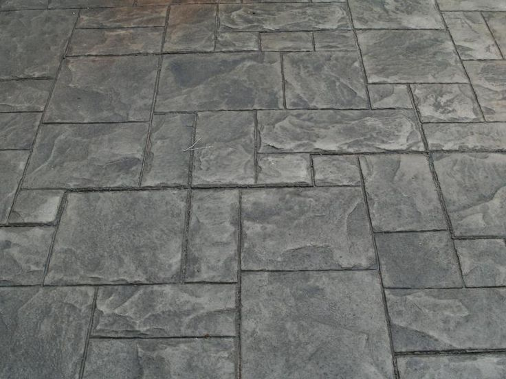 Stamped concrete overlays act as inexpensive home improvements which provide an authentic appearance of brick, pavement, or stone without the high-end costs. With rubber patterns your concrete overlay will appear just like natural stone, and no one will be able to tell the difference. If you prefer,...