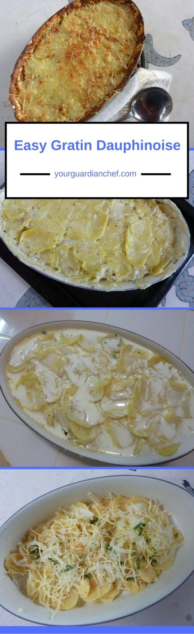 Easy Gratin Dauphinoise Recipe