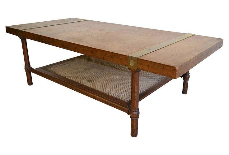 One Kings Lane - Midcentury Coffee Table by Drexel 2-b modern