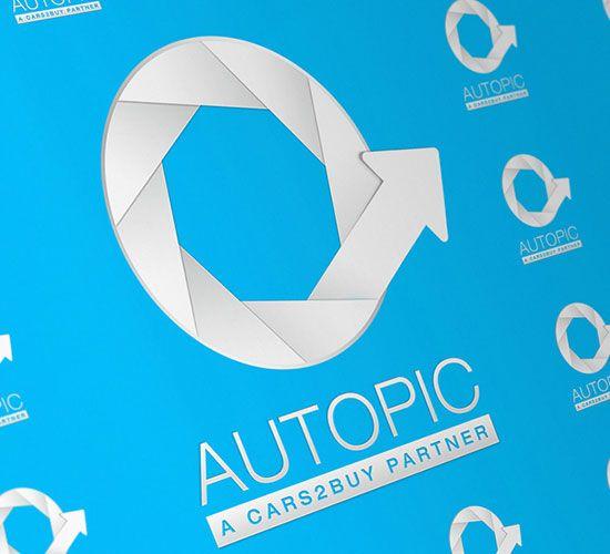 AUTO PIC logo design