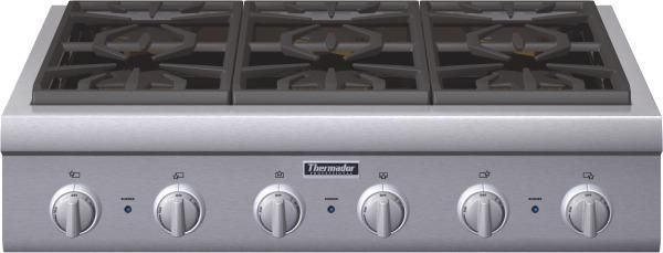 Thermador Vs Wolf Rangetops Reviews Ratings Prices Thermador Range Top Gas Cooktop