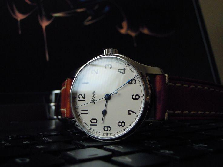 Stowa Watch - beautiful!