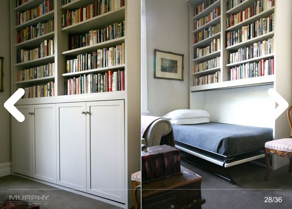Small Space Solutions: Murphy Bed Ideas U0026 Inspiration Part 70