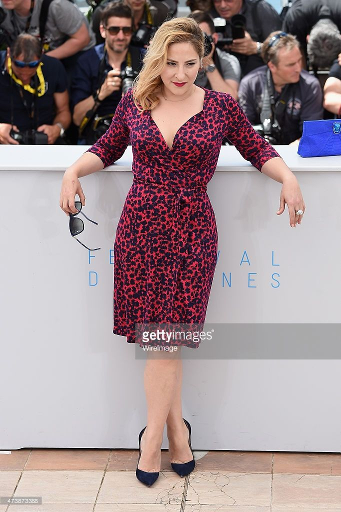 Marilou Berry attends the 'Inside Out' Photocall during the 68th annual Cannes Film Festival on May 18, 2015 in Cannes, France.