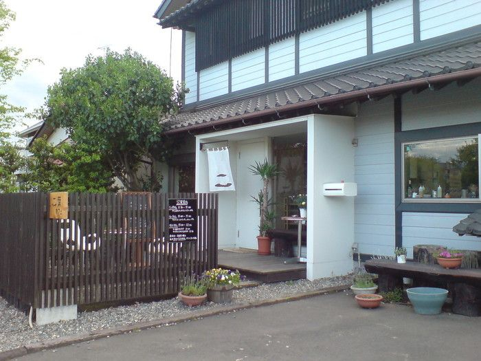 茨城「二葉カフェ」:真岡鐡道の近く、和風テイストがステキなカフェ。なんと、元お寿司屋さん!和風カフェの雰囲気が好きな方は、ぜひとも足を運んでみては?