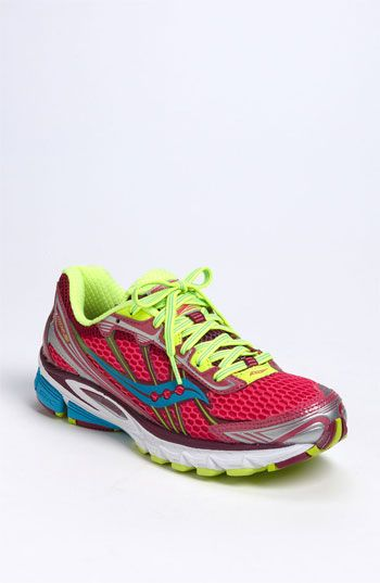 Saucony 'ProGrid Ride 5' Running Shoes | Nordstrom..(shoe of many colors..Ms Daisy 2013..you wont miss her running!)