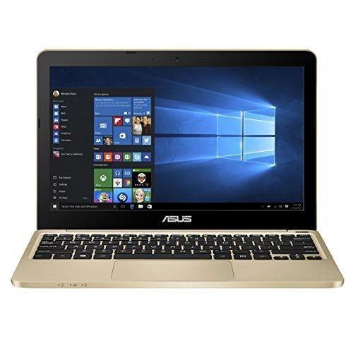 ASUS E200HA Portable Lightweight 11.6-inch Intel Quad-Core Laptop 4GB RAM 64GB Storage Windows 10 with 1 Year Microsoft Office 365 Subscription