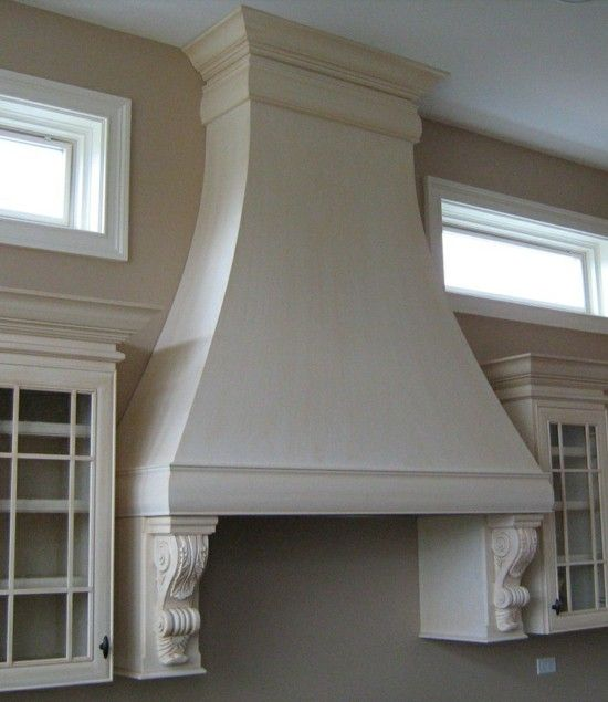 Wood Range Hood Dressed Up – The Best Decision For The Rustic ...