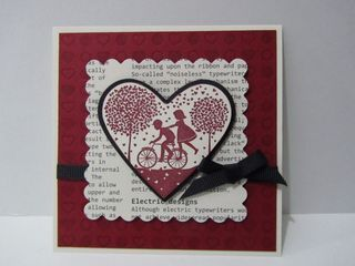 Stampin' Up! Take It To Heart