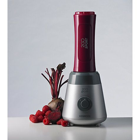 Buy Kenwood SMP060SI Sport2Go Smoothie Blender Online at johnlewis.com