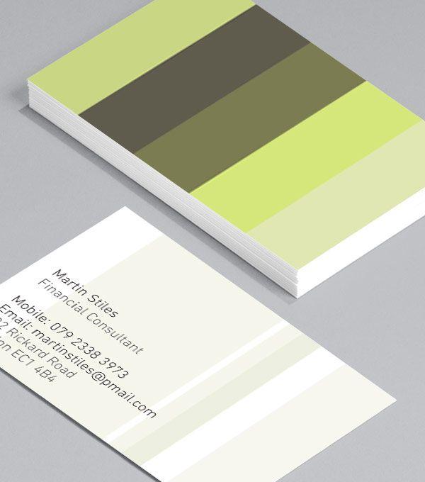 Fabuleux Oltre 25 fantastiche idee su Design biglietti da visita su  ZY73