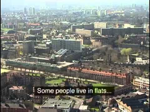 Types of houses in Britain - YouTube