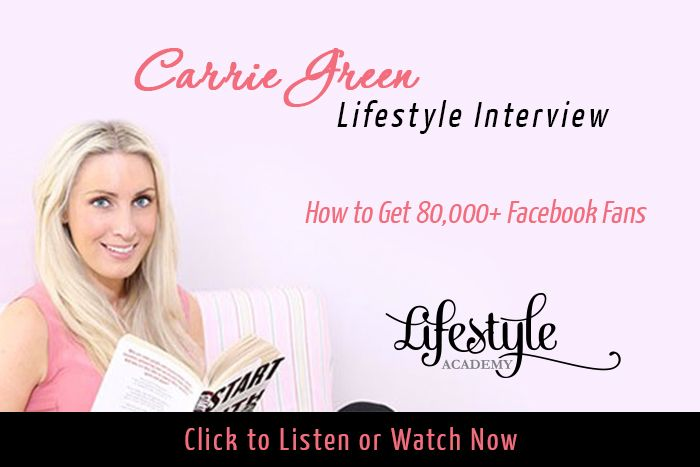 www.LifestyleAcademy.com How to Generate 80K + Fans on your FB profile