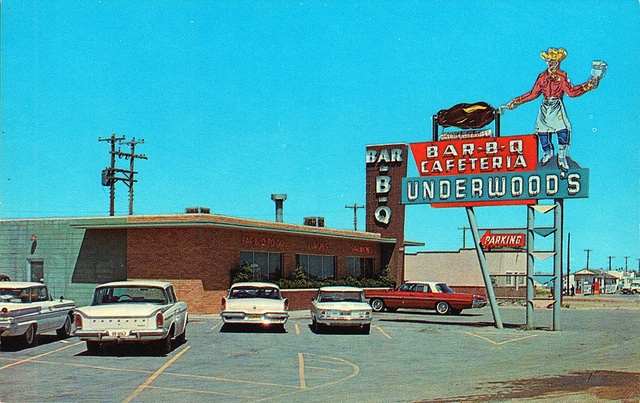 underwoods bar-b-q amarillo odessa texas  Sunday, after church, we would go there when I was growing up.