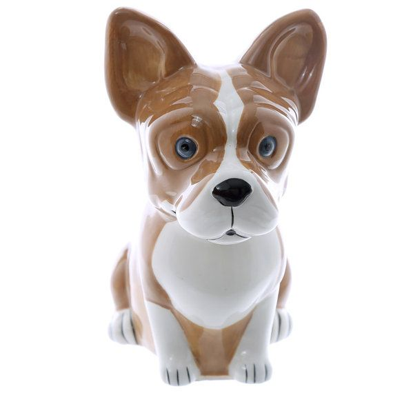 French Bulldog Cute Design Ceramic Money Box Home by getgiftideas