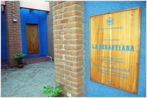 """La Sebastiana"" Pablo Neruda's House and Museum"