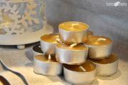 Wosk pszczeli, Świece z wosku pszczelego - Tajemnice Zdrowia