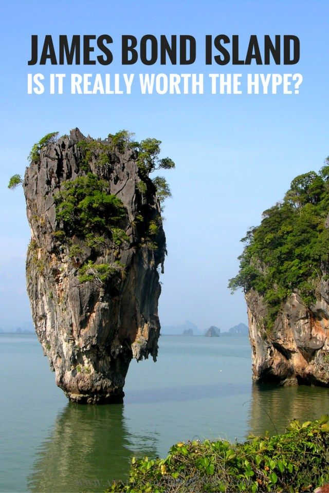 Worth the hype? Visiting James Bond Island in Thailand. Click for my review.