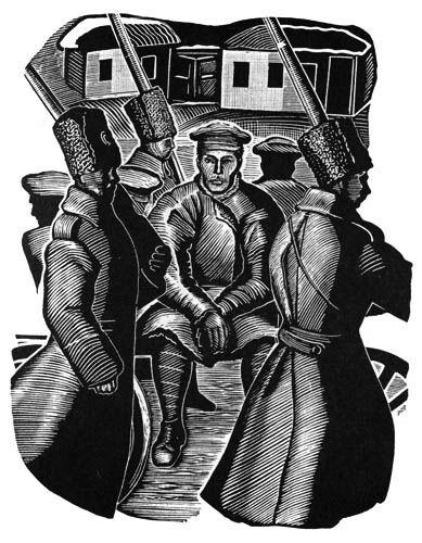 В Государственном литературном музее открыта выставка книжных иллюстраций Фаворского. Прекрасная. Два зала гравюр, несколько досок и немного рисунков. Учитывая…