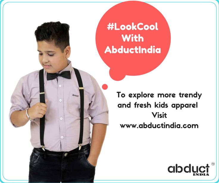 Online Shopping For Fat Kids - Buy Online Plus-Size Kids Wear, Clothing, Trendy Apparels, Dresses. Visit Now www.abductindia.com