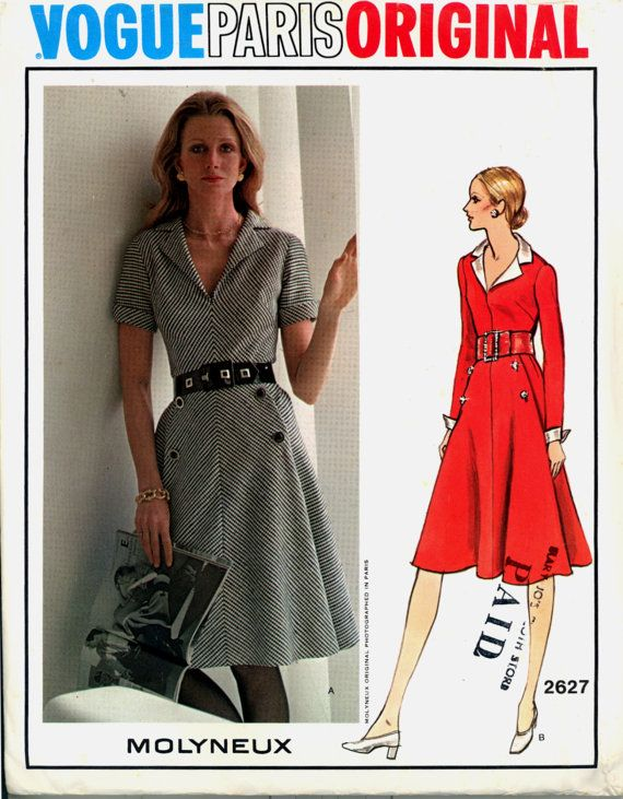 Molyneux paris dress style