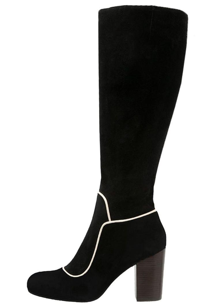Klassieke laarzen Chie Mihara TORI - Laarzen - black Zwart: € 449,95 Bij Zalando…