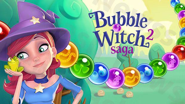 Bubble Witch Saga 2 für Android downloaden - Newsslash.com   Bubble Witch Saga 2 für Android downloaden - Newsslash.com  8/05/2016 7:02:27 AM GMT