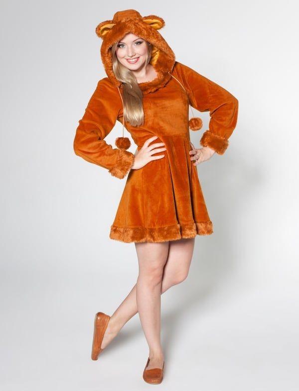 Kleid Fuchs für Karneval & Fasching kaufen | Deiters