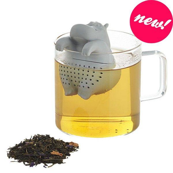 Zaparzaczka do herbaty - Hipcio