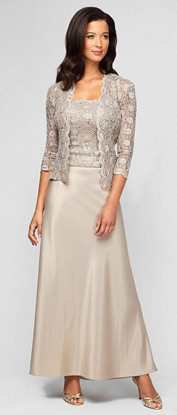 529 best images about Mother of the Bride Dresses on Pinterest ...
