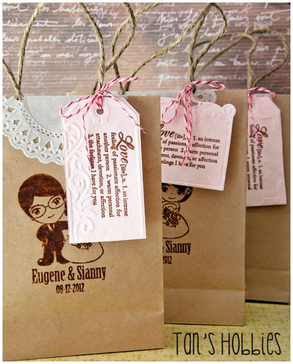 Craft Paper Tags