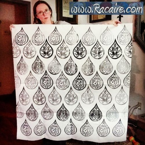 http://www.racaire.com/2017/12/19/third-12th-13th-century-inspired-block-printing-stamp-finished-romanesque-teardrop-stamp-3/  Read more: http://www.racaire.com/2017/12/19/third-12th-13th-century-inspired-block-printing-stamp-finished-romanesque-teardrop-stamp-3/