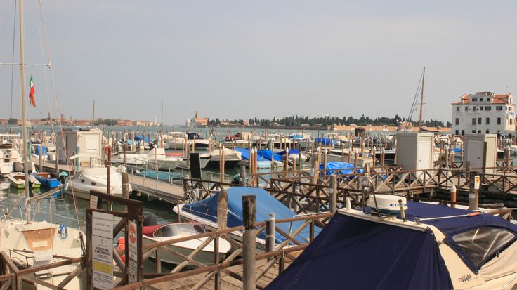 Sacca della Misericordia - Ancient harbor that leads to the island of Murano