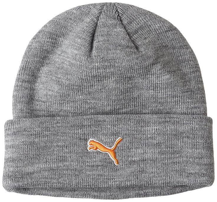 Stand out from the crowd with these stylish looking mens control golf beanie hats by Puma!